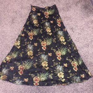 Maxi skirt gorgeous design